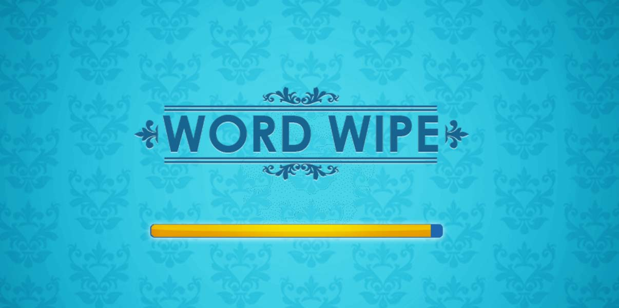 Word Wipe - Spelling Puzzle Game